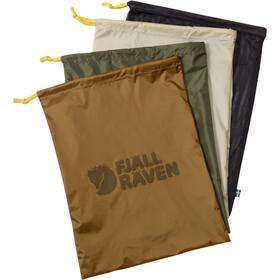 Fjällräven Packbags, earth